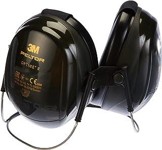 Casque antibruit 3M™ PELTOR™ Optime™ II H520B-408-GQ - Vert - Serre nuque