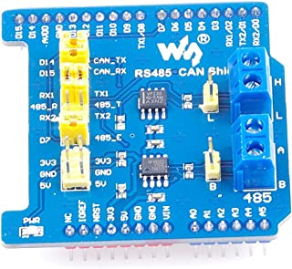 KNACRO RS485 CAN Shield,Enable RS485 CAN Communication Functions for NUCLEO XNUCLEO Arduino Boards