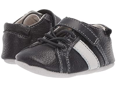 Robeez Rowan First Kicks (Infant/Toddler) (Black) Boy