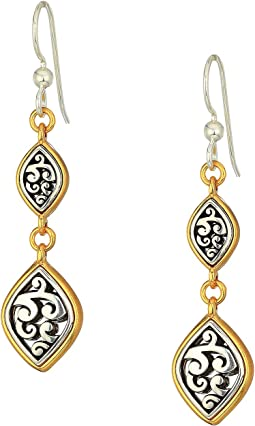 Elora Lux French Wire Earrings