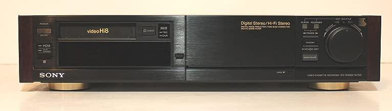Sony EV-S3000 Hi8 Video8 8mm Editing VCR Deck Cassette Recorder