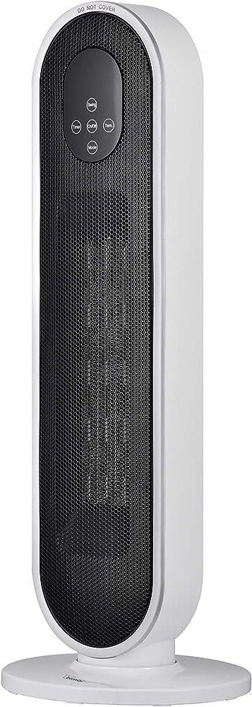 Bimar wi-fi termoventilatore ceramica a colonna, controllo vocale compatibile alexa e google assistant HP125