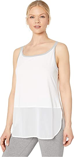 White/City Grey Heather