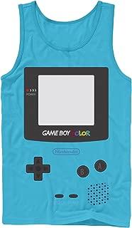Nintendo Men's Game Boy Color Tank Top