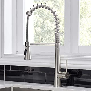 Best left side handle kitchen faucet Reviews