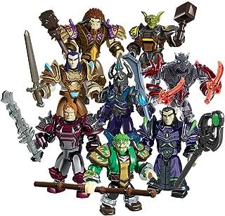 Mega Bloks World of Warcraft Series 1 Minifigure Mystery Pack #91100
