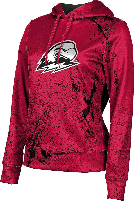 ProSphere Southern Utah University Girls' Pullover Hoodie, School Spirit Sweatshirt (Splatter)