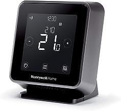 Honeywell Home Y6R910RW8021 T6R Termostato programable inteligente inalámbrico, Gris/Negro