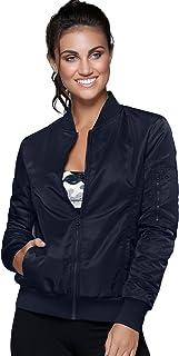 Lorna Jane Women Luxe Fleece Bomber