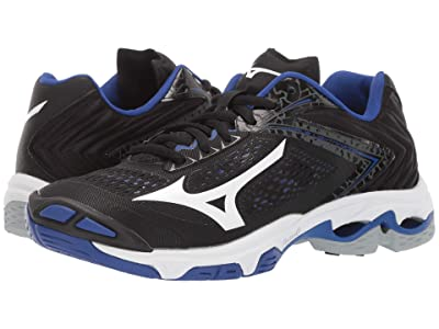 Mizuno Wave Lightning Z5 (Black/Royal) Women