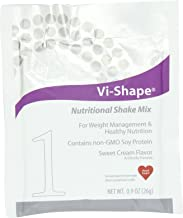 ViSalus Vi-Shape Nutritional Shake Mix Sweet Cream - Box of 15 Single Serving Packets