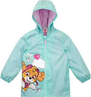 PAW PATROL Girls Skye Raincoat