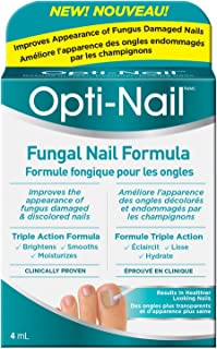 Opti-Nail Fungal Nail Formula, Restores the Healthy Appearance of Nails Discoloured or Damaged by Nail Fungus