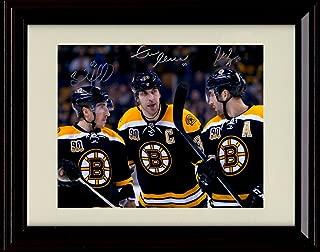 boston bruins autographs