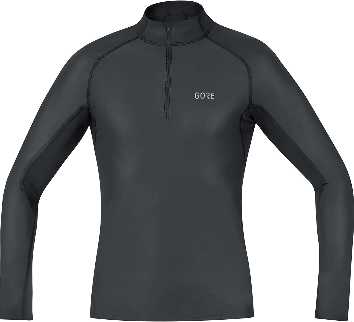Taille Fabricant : M M GORE WEAR 100323 Maillot Homme Noir FR