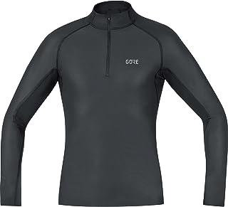 GORE WEAR Windproof Mens High Neck Inner Layer Shirt