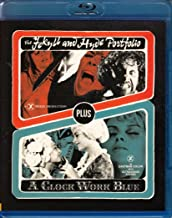 The Jekyll and Hyde Portfolio / A Clock Work Blue - LIMITED EDITION BLU-RAY + DVD Combo Pack - 1,000 Hand-Numbered Copies