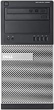 Dell Optiplex 9020 Mini Tower Desktop PC, Intel Core i5-4570-3.2 GHz, 16GB Ram, 256GB SSD+2TB SATA WiFi, DVD-RW, Windows 1...