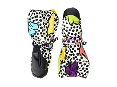 Burton Kids Mini Heater Mitt (Toddler) (Hoos There) Over-Mits Gloves