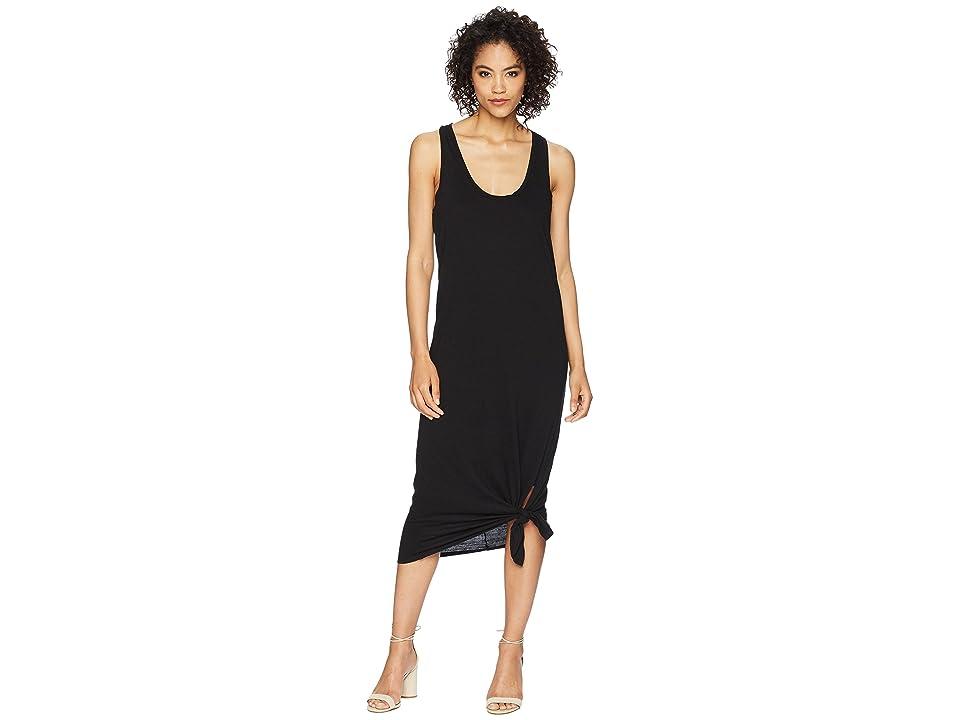 Paige Perrine Dress (Black) Women