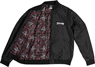 Thrasher Bomber Jacket L-Black