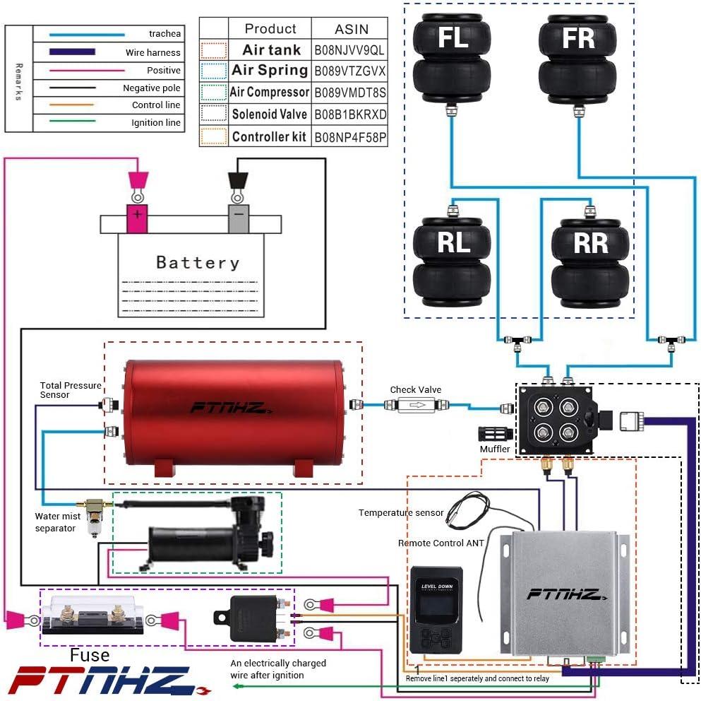 1 Pcs PTNHZ Universal D2600 1/2inch Npt Single Port 600 Psi Air ...