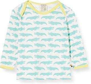 Loud + Proud Longsleeve Shirt Allover Print Organic Cotton Manches Longues Bébé Fille