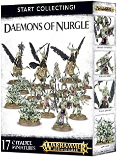"Games Workshop 99129915042"" Start Collecting Daemons of Nurgle Miniature"