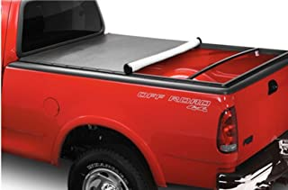 HS Power Snap-On Tonneau Cover+16X Led Lights 82-93 Chevy S10/Gmc S15 Sonoma 6' Truck Bed