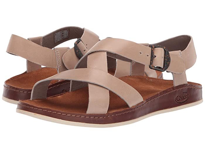 Chaco  Wayfarer (Tan) Womens Sandals