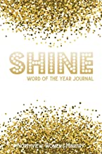 Shine - Word of the Year Journal - Northview Women's Ministry: Lined Journal with Adult Coloring Pages