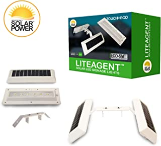 Touch Of ECO LITEAGENT - Solar Post Light