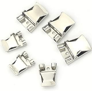 Bolo tie Buckle Accessories 6pcs (2 Size Mix)