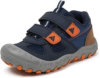 Zapatos de Bambas Niños Niña Zapatillas Senderismo Antideslizante Caminando Trekking Sneakers