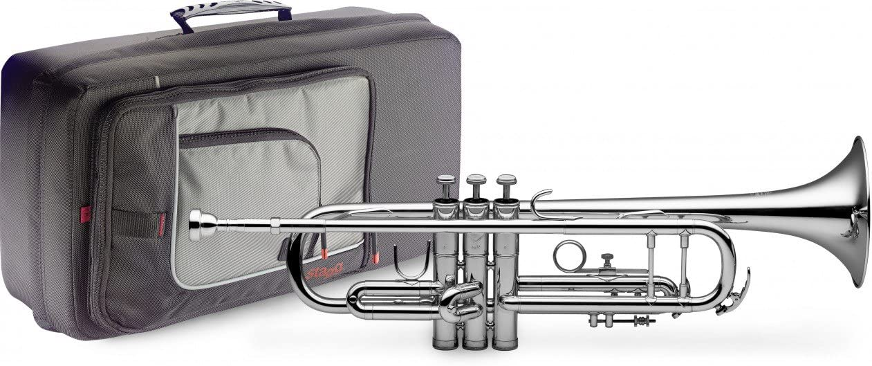 Stagg 77-TCB Popular shop is the lowest price challenge 35% OFF SL SC B-Flat Trumpet Bag Soft with