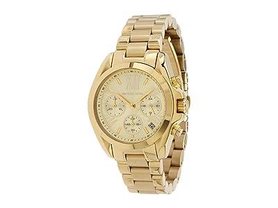 Michael Kors MK5798 Bradshaw Mini (Gold) Analog Watches