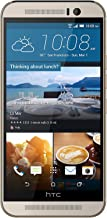 HTC One M9 32GB T-Mobile GSM 4G LTE 20MP Camera Smartphone w/ Front-Facing Speakers - Silver / Gold - (Renewed)