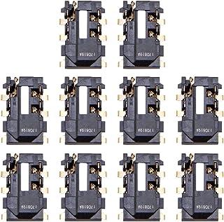 Liaoxig Repuesto de Huawei 10 PCS Auricular Gato for Huawei Mate 10 Lite Repuesto de Huawei