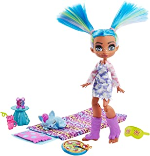 Cave Club Wild About Sleepovers Doll and Accessories