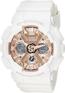 كاسيو ساعة رياضية للجنسين انالوج-رقمي بلاستيك مطاطي - GMA-S120MF-7A2ER