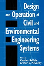 Design and Operation of Civil and Environmental Engineering Systems