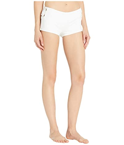 MICHAEL Michael Kors Bottoms with Grommets (White) Women