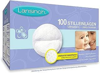 Lansinoh - Discos Absorbentes Desechables de Lactancia, 100