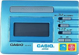 Casio Quartz Movement Blue Dial Unisex Watch DQ-541D