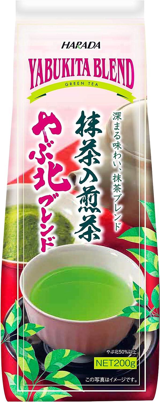ハラダ製茶 やぶ北ブレンド抹茶入り煎茶