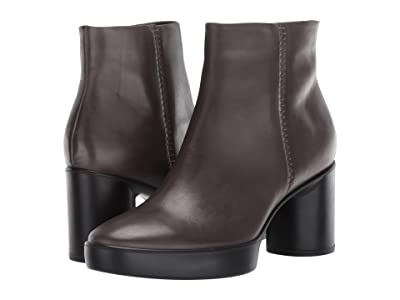 ECCO Shape Sculpted Motion 55 Ankle Boot (Wild Dove) Women
