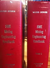Sme Mining Engineering Handbook, Volumes 1 & 2 (set)