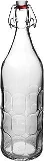 Bormioli Rocco 3.45930 Moresca Botella con tapa hermética,