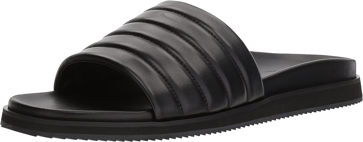 Kenneth Cole New York Womens Story Sandal B Flat Sandal