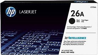HP Inc. Toner Black 26A Pages 3.100, CF226A (Pages 3.100 f/LaserJet Pro M402 + LaserJet Pro MFP M426)
